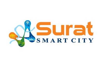 Surat Smart City Logo Launching Photo No - 4